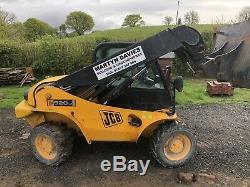 Jcb 520-40 Loadall Telehandler