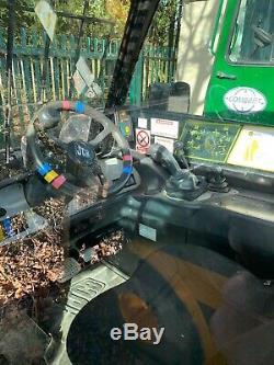 Jcb 520-40 Rough Terrain Teletruk Telehandler Loadall Ref Fto1275