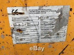 Jcb 520-40 Telehandler 2010 C/w Forks & Bucket
