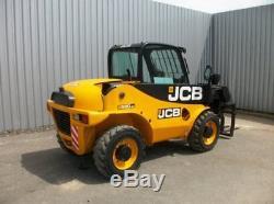 Jcb 520-40 Telehandler Loadall Ec001