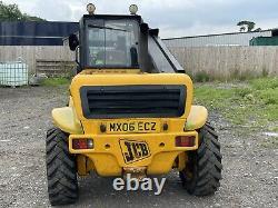 Jcb 520 50 Loadall Telehandler