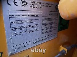 Jcb 520 50 tele handler