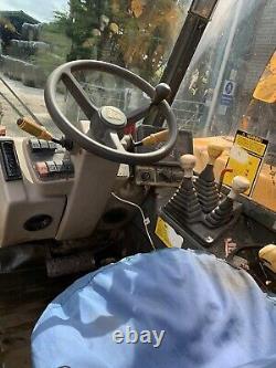 Jcb 520 Loadall Telehandler Forklift NO VAT