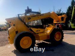Jcb 525 58 Loadall Farm Special Telehandler We Stock Merlo Manitou Cat Massey