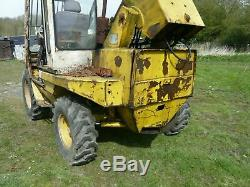 Jcb 525 Telehandler/loadall
