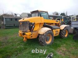 Jcb 526 4wd 2007 Used Teletruk Diesel Rough Terrain Ref Fto0185
