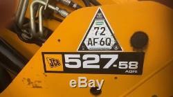 Jcb 527-58 Telehandler Teleporter