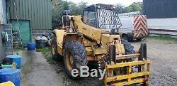 Jcb 527 67 Loadall Telehandler Loader
