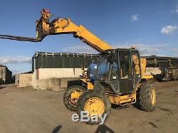 Jcb 527-67 Loadall Telehandler Teleporter Forklift