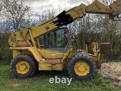 Jcb 530 120 Telehandler