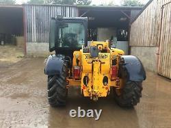 Jcb 530-70 Telehandler Loadall Turbo Farm Special
