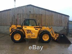 Jcb 530-70 Telehandler Turbo Farm Special Loadall