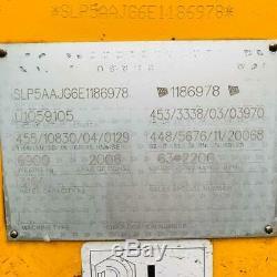 Jcb 531/70 Used Teletruck / Teletruk Forklift #2856