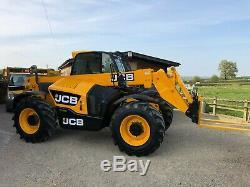 Jcb 531 70 tele handler construction spec