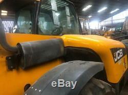 Jcb 531-70, telehandler agri spec 11630 h, 2010 year, Price £14950 +vat
