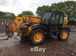 Jcb 533 105 Telehandler Forklift