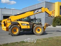 Jcb 535-140 Backhoe Loader Telehandler Finance Available Ref Ft047