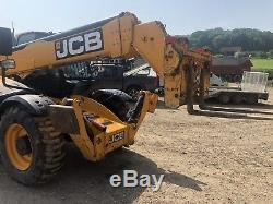 Jcb 535 140 Hi Viz 2011 3000 Hours Fork Lift Telehandler