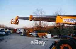 Jcb 540-170 Telehandler Excavator Forklift