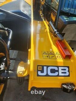 Jcb 541 70 Telehandler Agri Forklift Loadall
