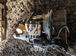 Jcb 550-80 Telehandler 4 Speed 4 Wheel Drive Gearbox 442/m6142