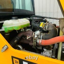 Jcb 930-2rtfl Used Teletruk Forklift (#3228)
