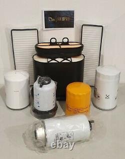 Jcb Loadall Telehandler Tier 4 Full Service Filter Kit