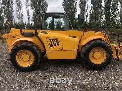 Jcb Telehandler Loadal, 530 70, 7m Reach, 7300 Hrs, Not Turbo, No Vat