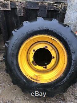 Jcb Telehandler Wheel Rim 531-70