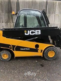 Jcb Teletruk 35d 2014 Forklift Loader Telehandler