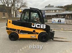 Jcb Teletruk, Jcb Telehandler, yard Forklift, Jcb, telescopic