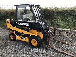 Jcb Teletruk TLT30d 2004 Forklift Loadall Teletruck 2wd