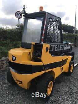 Jcb Teletruk TLT30d 4x4 Forklift Loadall Teletruck