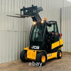 Jcb Tlt25g Used Teletruk Forklift (#3113)