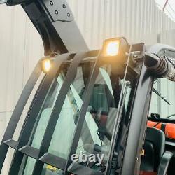Jcb Tlt25g Used Teletruk Forklift (#3115)