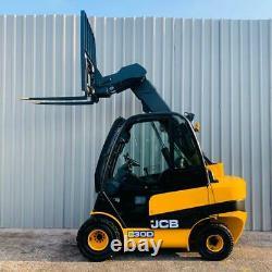 Jcb Tlt25g Used Teletruk Forklift (#3517)