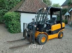 Jcb Tlt30d Teletruck 2004, 1360 Genuine Hrs, One Owner Since 2007.3000kgs To 4.1m