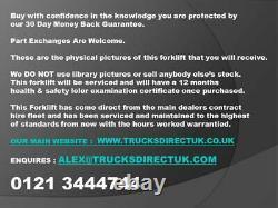 Jcb Tlt30g Used Teletruk Forklift (#3114)