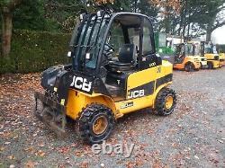 Jcb Tlt35c 4wd 2014 Low Hours 3900 Used Teletruk Fto3965