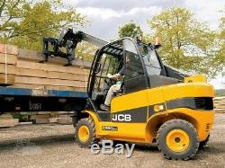 Jcb Tlt35d 4wd 2014 New Tyres 2014 Used Teletruk Finance Available Fto3965