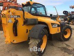 Jcb loadall 535 95