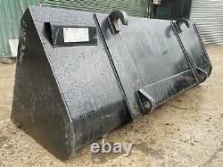 Jcb loadall telehandler bucket