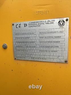 Jcb telehandler 530-70 Farm Specs 4731hr 1999 £15000+vat