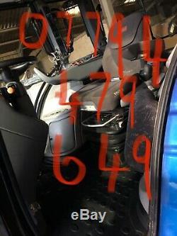 Jcb telehandler 550-80 Agri plus