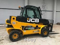 Jcb telehandler TLT 35 D 4x4