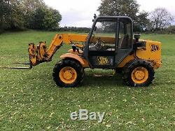 Jcb telehandler Tractor Loader