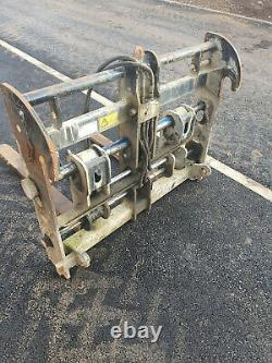 Jcb telehandler forklift carriage hydraulic fork positioner