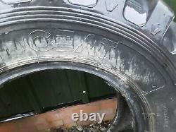 Jcb telehandler tyres used