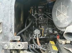 Jcb teletruck, telehandler, forklift truck, vat free