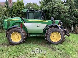 John Deere 3215 Telehandler 2006, Tractor, JCB, Loadall
